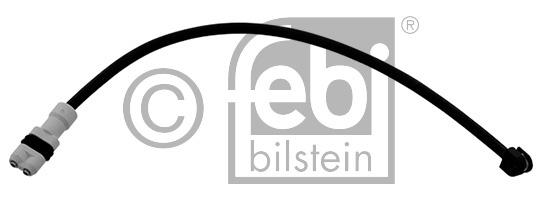 Contact d'avertissement, usure des garnitures de frein - FEBI BILSTEIN - 44651