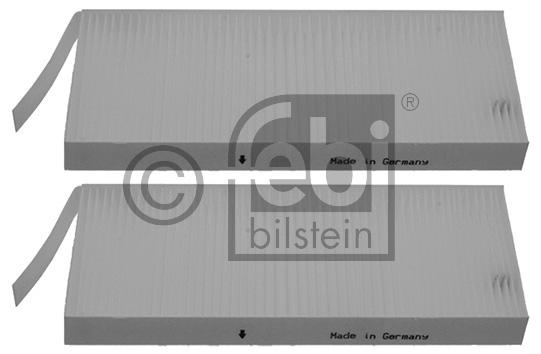 Filtre, air de l'habitacle - FEBI BILSTEIN - 44665