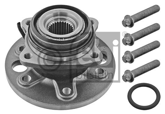 Moyeu de roue - FEBI BILSTEIN - 44689