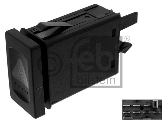 Interrupteur de signal de détresse - FEBI BILSTEIN - 44701