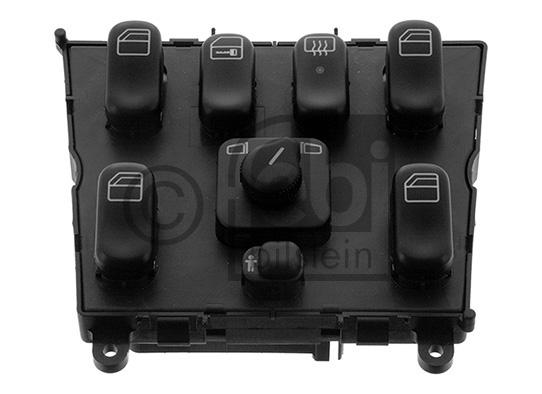 Interrupteur, lève-vitre - FEBI BILSTEIN - 44735