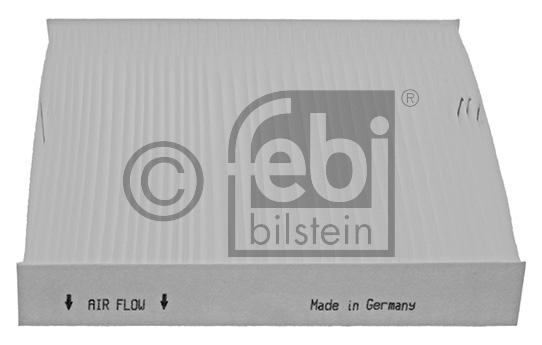 Filtre, air de l'habitacle - FEBI BILSTEIN - 44783