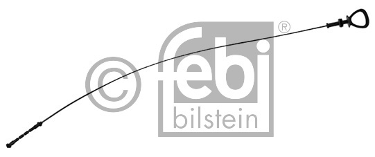 Jauge de niveau d'huile - FEBI BILSTEIN - 44804