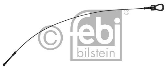 Jauge de niveau d'huile - FEBI BILSTEIN - 44806
