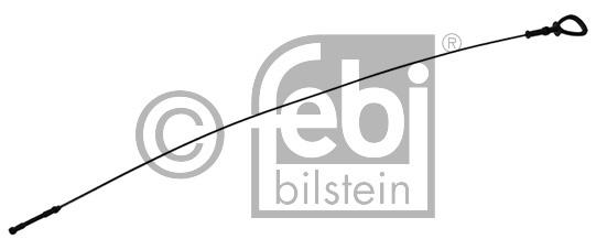 Jauge de niveau d'huile - FEBI BILSTEIN - 44809