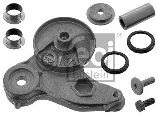 Kit de réparation, bras de serrage - courroie trapézoïdale - FEBI BILSTEIN - 44838