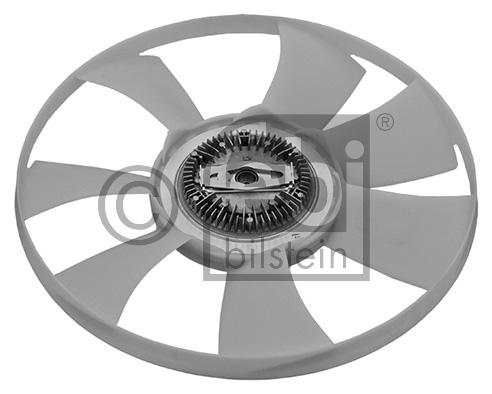 Ventilateur, refroidissement du moteur - FEBI BILSTEIN - 44863