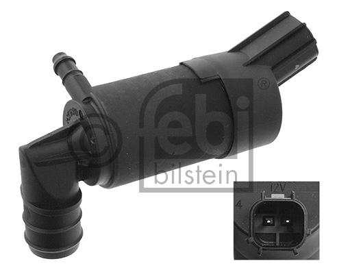 Pompe d'eau de nettoyage, nettoyage des vitres - FEBI BILSTEIN - 45038