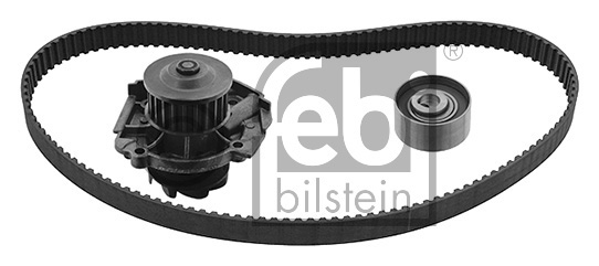 Pompe à eau + kit de courroie de distribution - FEBI BILSTEIN - 45100