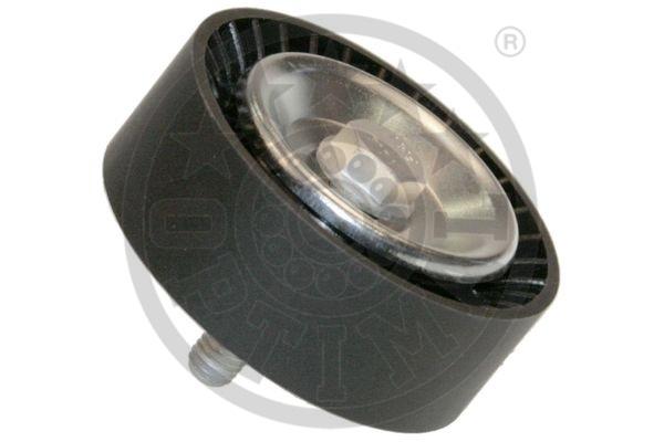 Poulie renvoi/transmission, courroie trapézoïdale à nervures - OPTIMAL - 0-N1399