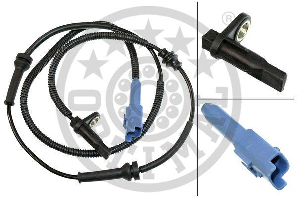 Capteur, vitesse de roue - OPTIMAL - 06-S129