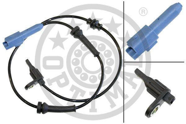 Capteur, vitesse de roue - OPTIMAL - 06-S130