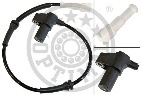 Capteur, vitesse de roue - OPTIMAL - 06-S162