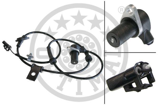 Capteur, vitesse de roue - OPTIMAL - 06-S170