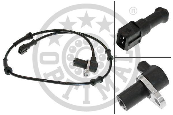 Capteur, vitesse de roue - OPTIMAL - 06-S181