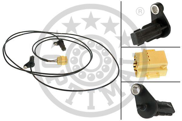 Capteur, vitesse de roue - OPTIMAL - 06-S182