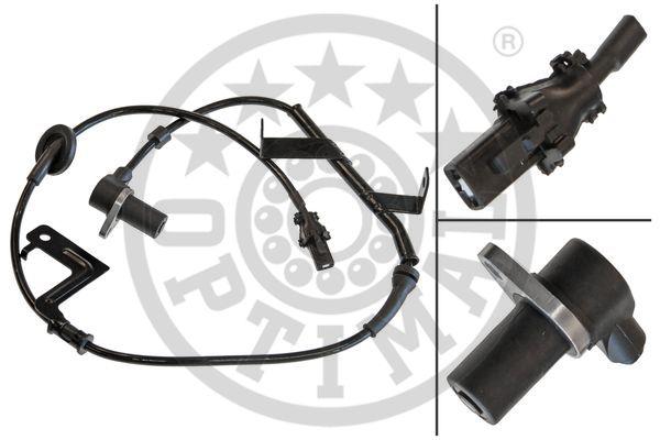 Capteur, vitesse de roue - OPTIMAL - 06-S183