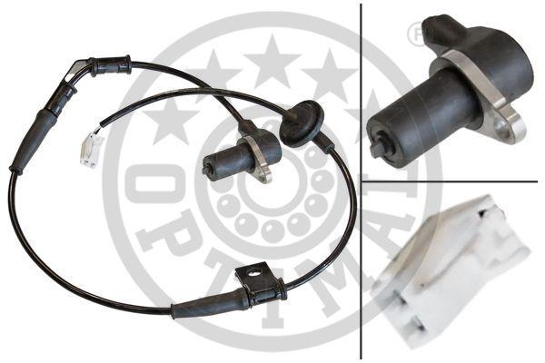 Capteur, vitesse de roue - OPTIMAL - 06-S186
