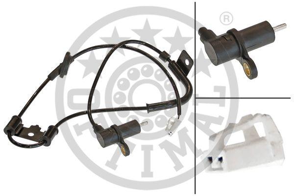Capteur, vitesse de roue - OPTIMAL - 06-S189