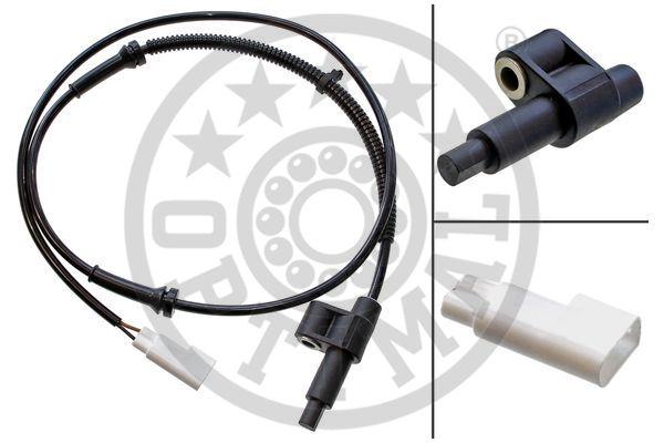 Capteur, vitesse de roue - OPTIMAL - 06-S201