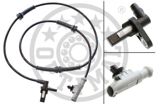 Capteur, vitesse de roue - OPTIMAL - 06-S207