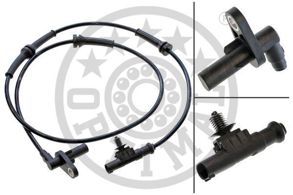 Capteur, vitesse de roue - OPTIMAL - 06-S209
