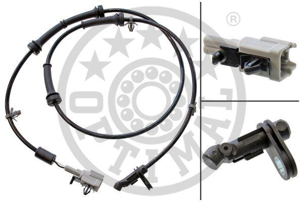 Capteur, vitesse de roue - OPTIMAL - 06-S212