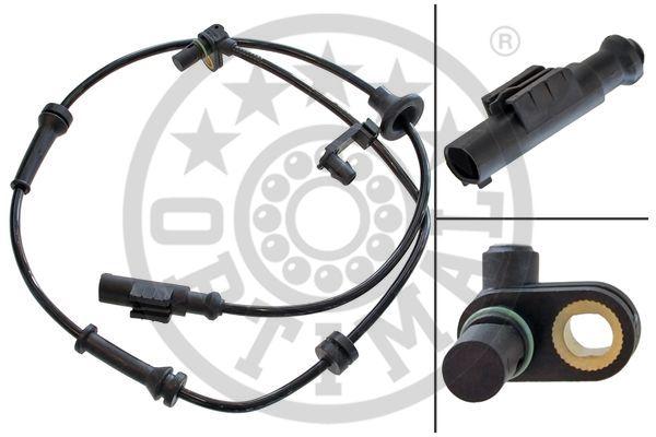 Capteur, vitesse de roue - OPTIMAL - 06-S217