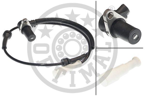 Capteur, vitesse de roue - OPTIMAL - 06-S230