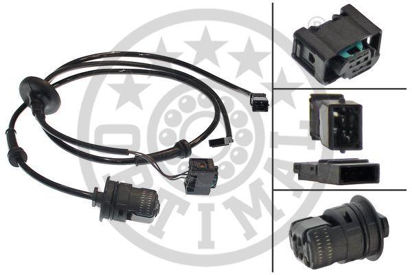 Capteur, vitesse de roue - OPTIMAL - 06-S241