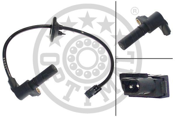 Capteur, vitesse de roue - OPTIMAL - 06-S259