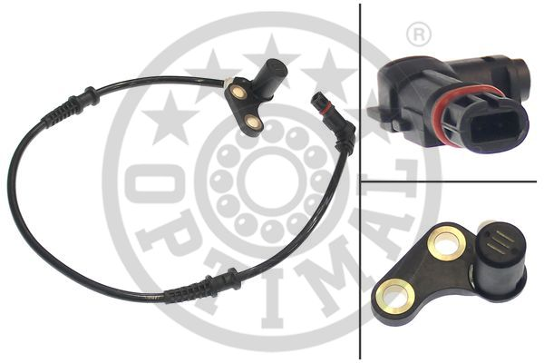 Capteur, vitesse de roue - OPTIMAL - 06-S260