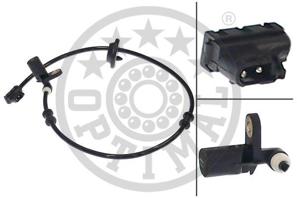 Capteur, vitesse de roue - OPTIMAL - 06-S262