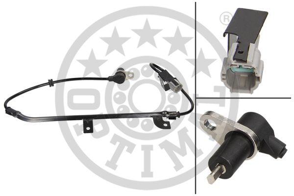 Capteur, vitesse de roue - OPTIMAL - 06-S264