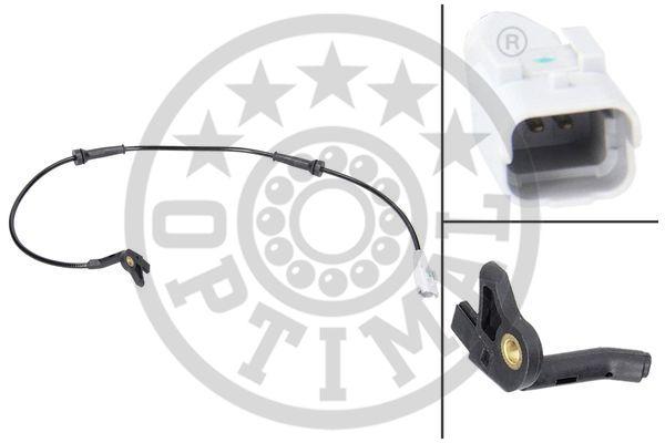 Capteur, vitesse de roue - OPTIMAL - 06-S278