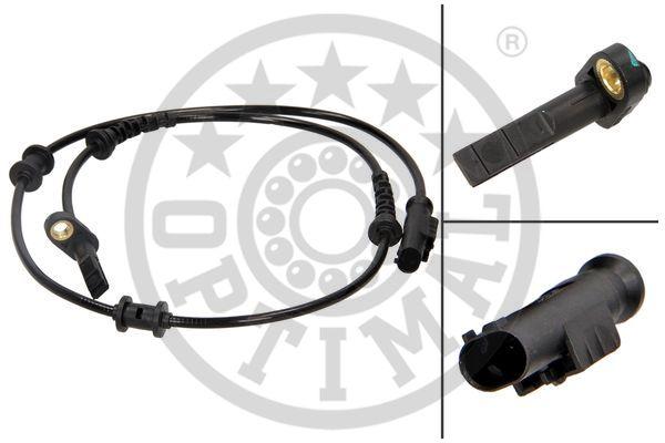 Capteur, vitesse de roue - OPTIMAL - 06-S280