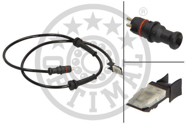 Capteur, vitesse de roue - OPTIMAL - 06-S285