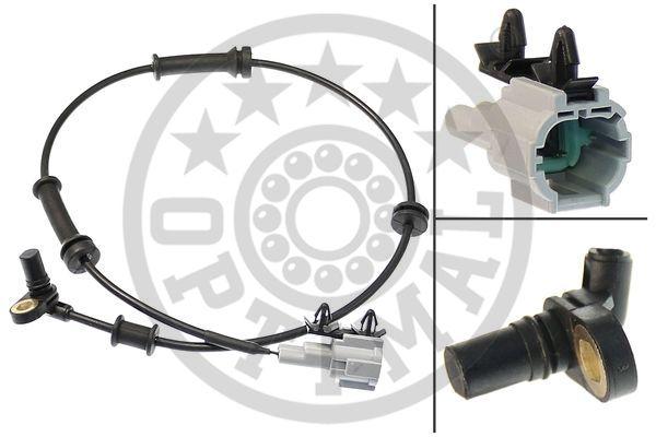 Capteur, vitesse de roue - OPTIMAL - 06-S323
