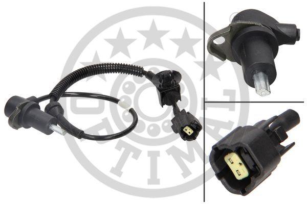 Capteur, vitesse de roue - OPTIMAL - 06-S329
