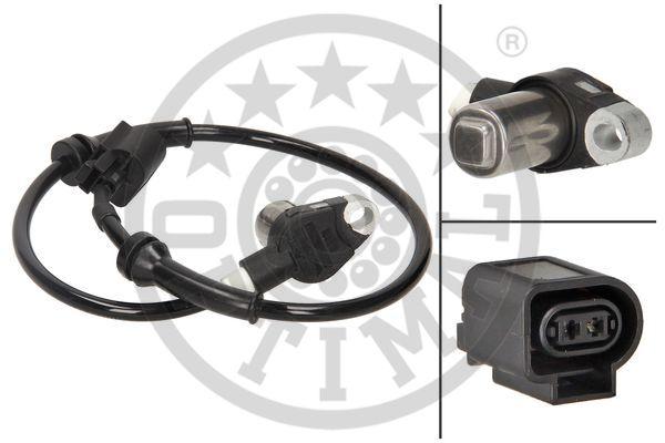 Capteur, vitesse de roue - OPTIMAL - 06-S338