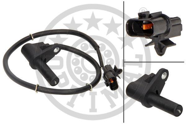 Capteur, vitesse de roue - OPTIMAL - 06-S363