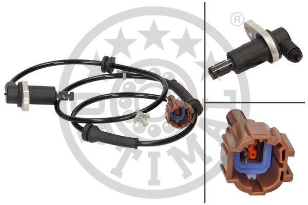 Capteur, vitesse de roue - OPTIMAL - 06-S366