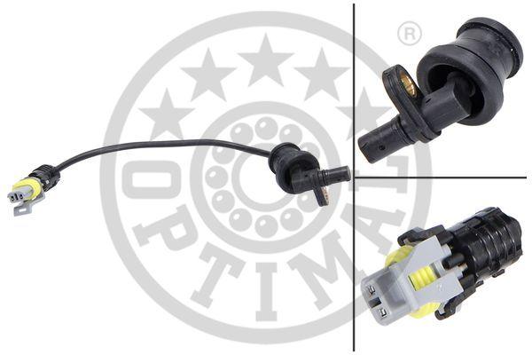 Capteur, vitesse de roue - OPTIMAL - 06-S411