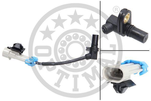 Capteur, vitesse de roue - OPTIMAL - 06-S412