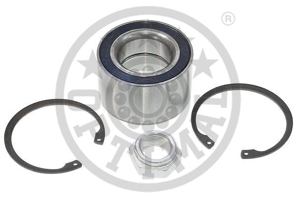 Jeu de roulements de roue - OPTIMAL - 101010S