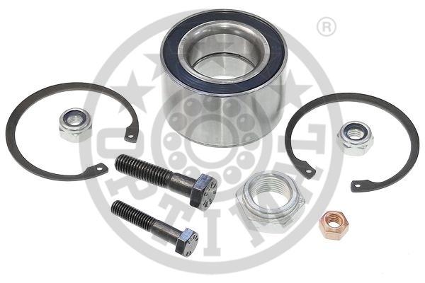 Jeu de roulements de roue - OPTIMAL - 101010