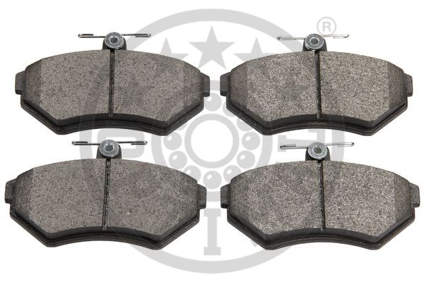 Kit de plaquettes de frein, frein à disque - OPTIMAL - 10170