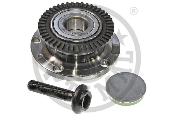 Jeu de roulements de roue - OPTIMAL - 102071