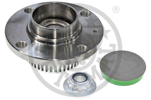 Jeu de roulements de roue - OPTIMAL - 102075