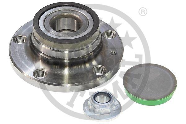 Jeu de roulements de roue - OPTIMAL - 102077